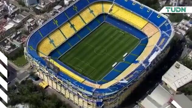 Iniciativa para modernizar la Bombonera de Boca Juniors