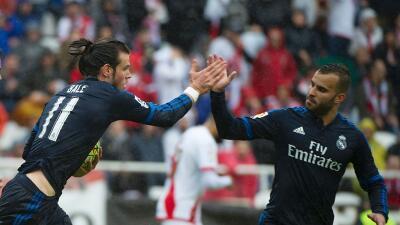 Real Madrid viene de abajo para vencer al Rayo y mantener la presión sobre Barça y Atlético