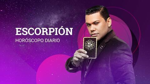 Niño Prodigio - Escorpión 13 de abril 2018
