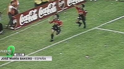 Los 10 mejores   José María Bakero, el español que demostró en México que su carrera estaba en el ocaso