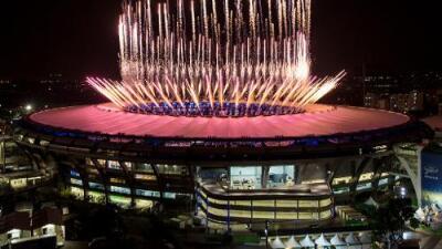 Revive la ceremonia de inauguración de Río 2016