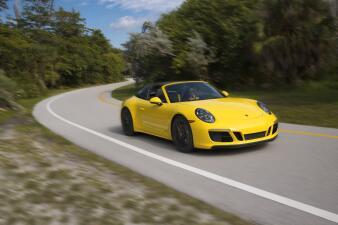 Porsche 911 Targa 4 GTS 2018 - 2019