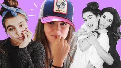 Mira cuánto ha crecido Romina, la bella hija de Jorge Poza y Mayrín Villanueva