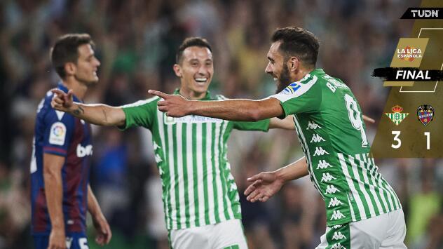 Lainez vuelve a jugar y Guardado celebra 400 partidos en Europa