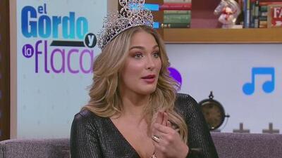 Migbelis Castellanos le envía este mensaje a Osmel Sousa tras ganar Nuestra Belleza Latina