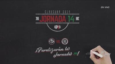 ¡León va por la historia! Los imperdibles duelos de la Jornada 14 del Clausura 2019