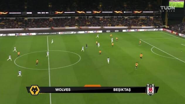 Highlights: Besiktas at Wolves on December 12, 2019