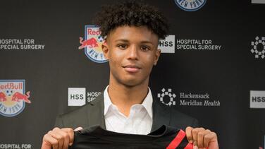 Red Bulls ficha como canterano al cuarto jugador más joven en MLS