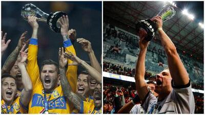 Camino a la gloria: Tigres vs. Santos, un duelo de titanes