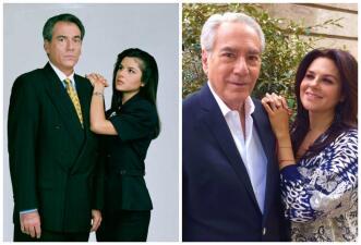 Los vimos en la telenovela original y en el remake