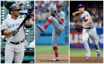 Los jugadores a seguir en la postemporada de la MLB