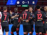Liverpool debuta con triunfo en la Champions League gracias a un autogol del Ajax