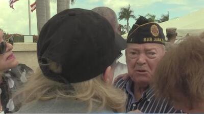 Situación de los veteranos en Puerto Rico