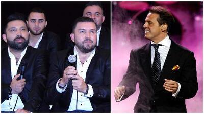 Banda 'El Recodo' invitó a Luis Miguel a cantar música de banda