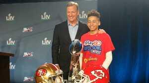 ¿De qué trata la conferencia anual del Comisionado de la NFL?