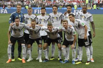 Una gris Alemania: así fue el rendimiento de los actuales campeones ante el Tri