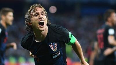 Luka Modric seguirá con el Real Madrid gracias a un aumento de sueldo