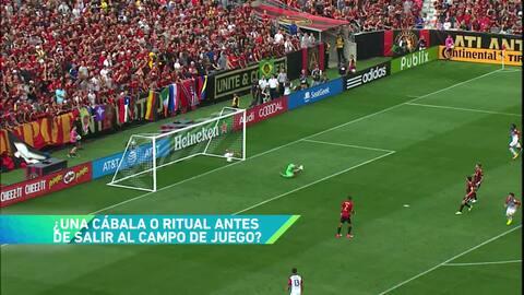 ¿Cantante y futbolista? Lo que no sabías del volante argentino 'Lucho' Acosta