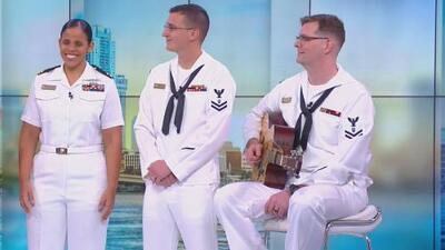 Con conciertos y otras actividades se festeja la Semana de la Marina en Miami