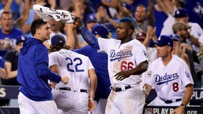 Tristeza entre los seguidores de los Dodgers por derrota ante los Astros