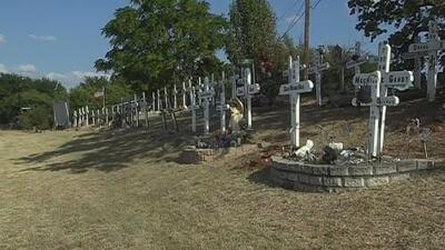 Rinden tributo a varias víctimas mortales de la delincuencia en Dallas
