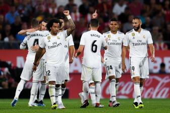 En fotos: así funciona la 'máquina' de Real Madrid para remontar juegos con Lopetegui