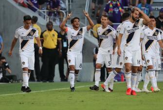 En fotos: Jonathan dos Santos le dio el triunfo a LA Galaxy sobre Orlando City