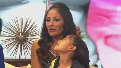 Natasha, la hija de Mariana 'La Barbie' Juárez, le dedicó unas bellas palabras a su madre