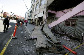 Mexicali cumple seis años desde terremoto destructor