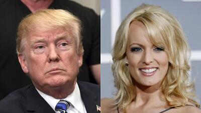 Trump y su abogado piden que el caso de Stormy Daniels sea conocido por un árbitro privado y no por un jurado