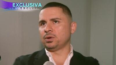 Larry Hernández confesó ser celoso y dijo que hay boda en puerta