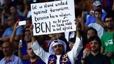 Célula yihadista quería miles de muertos, planeaba atacar el Camp Nou en duelo de La Liga