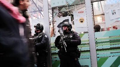 El acusado de detonar una bomba en Nueva York quería causar la mayor destrucción posible