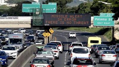 El 'fin del mundo' duró 38 minutos en Hawaii. Así lo vivieron los testigos