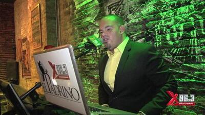 Exito total el Bacardi Latin Nights en Viva Toro