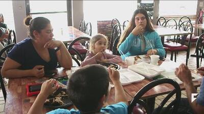 Honduran mother of three facing deportation after lapsed TPS