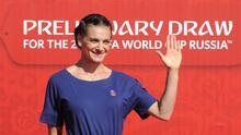 Yelena Isinbáyeva se plantea presidir la federación rusa de atletismo