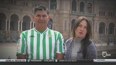 Padres de Diego Lainez dicen estar dispuestos a hacer todos los  sacrificios por los sueños de su hijo