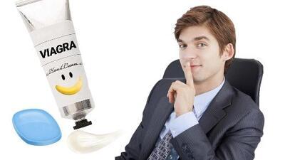 Crean crema para competir con el Viagra y podría venderse sin receta médica