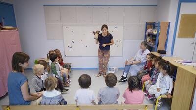 Apresúrate para registrar a tus hijos en el Pre-Kinder y el 3-K. Se acerca el fin del plazo de inscripción.