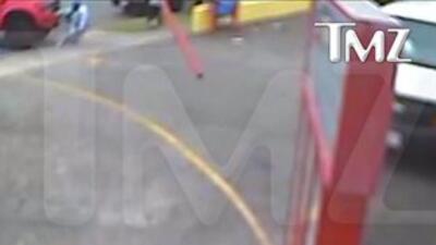 TMZ Posts Full Suge Knight Hit And Run Video
