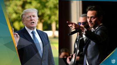 Marc Anthony no es el único que ha callado a Trump: mira quién más lo apoyó