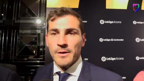 Iker Casillas contó, en exclusiva, las razones por las que es fan de Cruz Azul