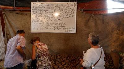 Gano un dólar al día y tengo para comer: soy un privilegiado en medio de la hiperinflación de Venezuela