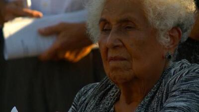 La emotiva vigilia de la comunidad latina de Iowa en apoyo a la familia de Mollie Tibbetts