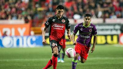 Cómo ver Veracruz vs. Tijuana en vivo, por la Liga MX