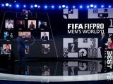 Alphonso Davies incluido en el XI ideal en los premios The Best