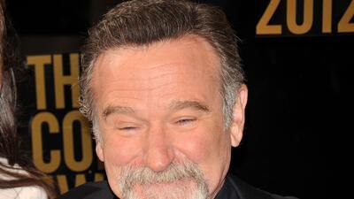 La viuda de Robin Williams revela que el actor sufría de demencia