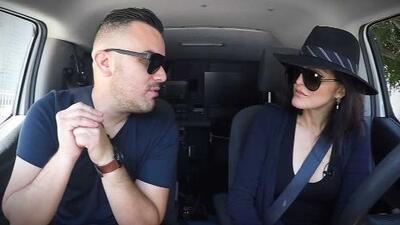 El 'Gordimóvil' reúne a Ana Bárbara con el mismo reportero con quien tuvo un malentendido en 2017