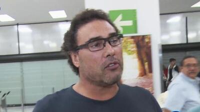 Eduardo Yáñez explota de nuevo con la prensa y trata de evitar ser grabado por la cámara
